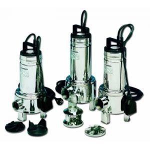 Αντλίες υποβρύχιες λυμάτων-σταθμοί συλλογής λυμάτων